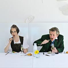 honey and bunny Sonja Stummerer & Martin Hablesreiter